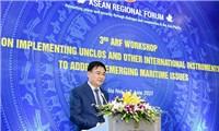 Diễn đàn khu vực ASEAN (ARF) đề cao thực thi'Hiến pháp' của đại dương