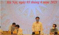 Việt Nam chống COVID-19 tốt nên vaccine ưu tiên'điều' sang Campuchia