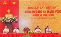 Tổng Bí thư: Đảng lãnh đạo tuyệt đối, trực tiếp, toàn diện đối với Công an nhân dân