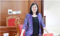 Trưởng ban Dân vận Trung ương động viên người dân Bắc Ninh chống dịch