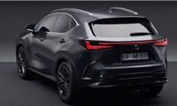 """Lexus NX 2022 chốt lịch ra mắt vào ngày 11/6 tới -""""Lột xác"""" toàn diện để tăng""""sức chiến đấu"""""""