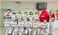 Launch of blood donation and support for the prevention and control of Covid-19