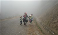 Sapa turns cold in mid-summer