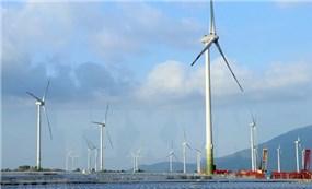 ADB grants 116-mln-USD green loan to develop wind power farms in Vietnam
