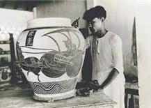 Gốm Biên Hòa- Những sản phẩm gốm mang dấu ấn nghệ thuật Đông Tây