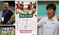 Vòng loại World Cup 2022: Việt Nam - Indonesia, Thái Lan - UAE