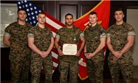 Two US Marines save a boy's life in an accident on Phu Quoc sea