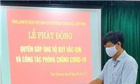 Cộng đồng người Việt ở Campuchia quyên góp phòng chống dịch Covid-19