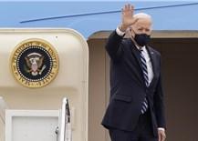 Chuyến công du nước ngoài đầu tiên củaông Biden với tư cách là tổng thống Mỹ