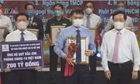 Tập đoàn Công nghiệp Cao su Việt Nam ủng hộ 200 tỷ đồng cho Quỹ vắc-xin phòng COVID-19