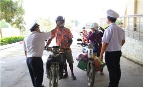 Từ Campuchia về, 3 người trong một gia đình mắc COVID-19