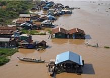 Việt Nam đã cóý kiến với Campuchia việc giải tỏa nhà nổi