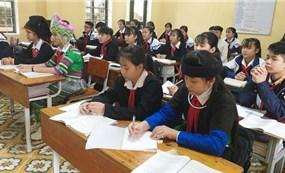 Trường phổ thông dân tộc nội trú - Cái nôi ươm mầm tài năng vùng dân tộc thiểu số