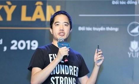 CEO Quỹ 500 Startups Việt Nam: 'Việt Nam sẽ sớm trở thành thủ phủ công nghệ'