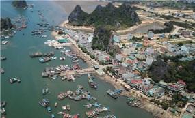 Quảng Ninh lập quy hoạch sân golf sinh thái 3 mặt giáp biển tại Vân Đồn
