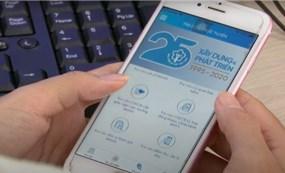 Từ ngày 1/6 có thể dùng ứng dụng VssID thay thế cho việc sử dụng thẻ bảo hiểm y tế giấy