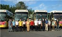 Tỉnh Lào Cai đón hơn 170 lao động về từ tâm dịch Bắc Giang