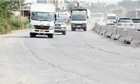 Tổng cục Đường bộ Việt Nam kiên quyết xử lý nhà thầu yếu kém trong việc bảo dưỡng các tuyến quốc lộ