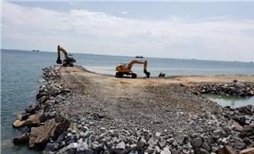 Bộ Tài nguyên và Môi trường xây dựng Nghị định về quản lý và kiểm soát hoạt động lấn biển