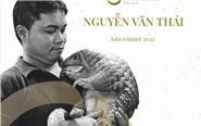 Nhà bảo tồn Việt Nam đầu tiên nhận giải thưởng Nobel Xanh
