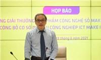 """Phát động Giải thưởng""""Sản phẩm công nghệ số Make in Viet Nam năm 2021"""""""