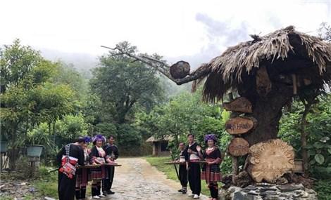 Bước đột phá mới cho du lịch cộng đồng Lai Châu