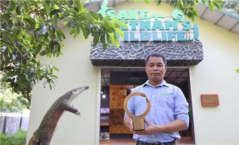 Nguyễn Văn Thái: Người đặt nền móng phục hồi quần thể tê tê ở Việt Nam