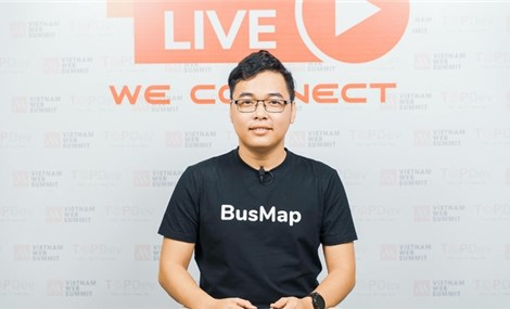 Chàng trai từ chối Google để khởi nghiệp bản đồ xe bus