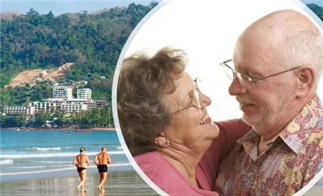 Những khu nghỉ dưỡng sang trọng cho người cao tuổi