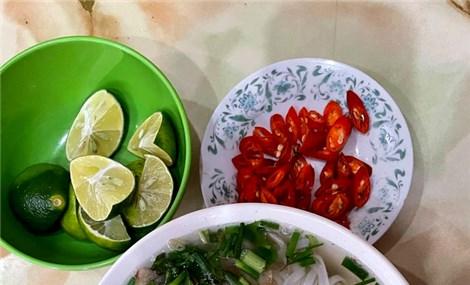 Đi Nam Định ăn phở xíu lạ mà ngon