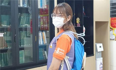 Sinh viên Bách khoa Hà Nội sáng chế áo làm mát cho y bác sĩ