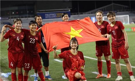 Đội tuyển Nữ Việt Nam tiếp tục lên hạng 32