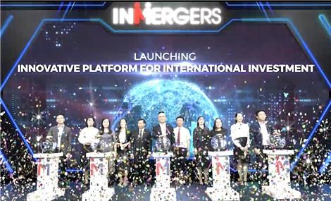 Inmergers - nền tảng số tiên phong kết nối đầu tư, kinh doanh