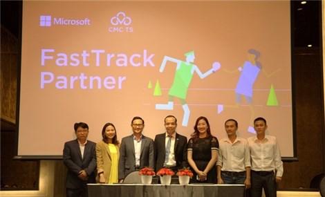 CMC TS là nhà cung cấp giải pháp Microsoft hàng đầu châu Á - TBD