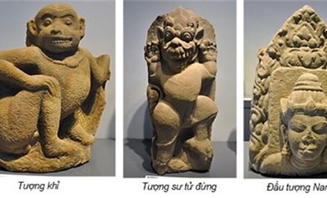 Kinh đô Trà Kiệu truyền thuyết vùng đất lạ kỳ
