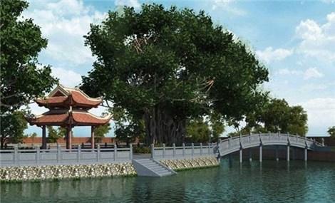 Phục dựng tòa Phương Đình trả lại giá trị gốc cho hồ Văn, di tích Văn Miếu – Quốc Tử Giám