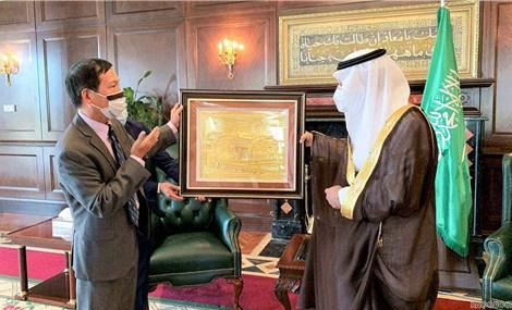 Đoàn công tác Đại sứ quán Việt Nam tại Saudi Arabia thăm, làm việc tỉnh Tabuk và Al Jouf