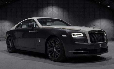 Rolls-Royce Wraith phiên bản giới hạn đầu tiên chuẩn bị cập bến Việt Nam