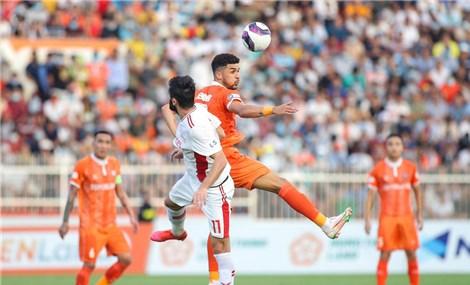 Giải V-League 2021 tiếp tục dừng thi đấu