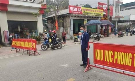 Danh sách khu vực phong tỏa và địa bàn ghi nhận ca bệnh COVID-19 trong cộng đồng tại Việt Nam (Cập nhật liên tục)