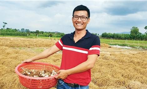 Nguyễn Anh Võ, đồng sáng lập Nấm Xanh: Nỗ lực trở thành người dẫn đầu