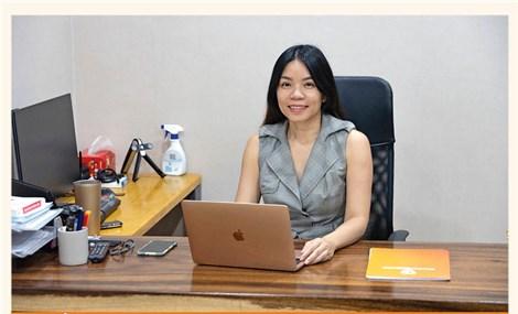 Huỳnh Sương, đồng sáng lập, Giám đốc vận hành Chợ thuốc tây: Tạo gian hàng online cho các nhà thuốc