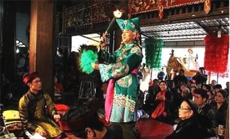 Nam Định: Bảo vệ và phát huy giá trị di sản Thực hành tín ngưỡng thờ Mẫu Tam phủ của người Việt