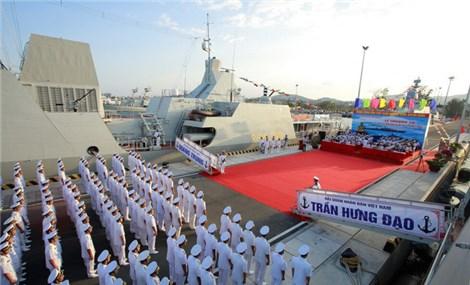 Hải quân Việt Nam lần đầu tiên cử hai tàu hộ vệ tham dự Army Games 2021