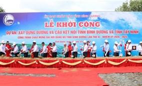 Tây Ninh ưu tiên phát triển hạ tầng giao thông kết nối
