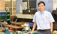 Người tạo nên thương hiệu quạt công nghiệp TOMECO