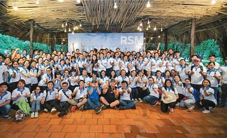 Hành trình 20 năm của RSM Việt Nam