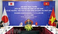 Bộ Công an tăng cường hợp tác với Ủy ban Công an Quốc gia Nhật Bản