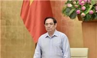 Thủ tướng chủ trì hội nghị trực tuyến với 27 địa phương phía Nam về công tác chống dịch