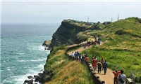 Young tourists flock to Jeju Island amid the pandemic
